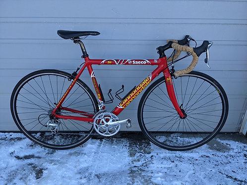 Cannondale Caad5 Saeco 50cm Road Bike