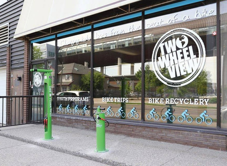 Two Wheel View as a multi-purpose place of greater community value