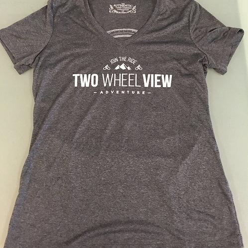 TWV Athletic Tee W's Grey