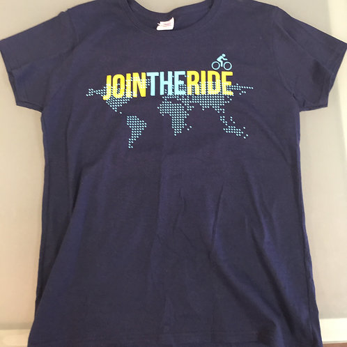 TWV Join the Ride Tee
