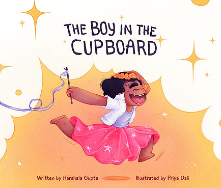 The Boy in the Cupboard