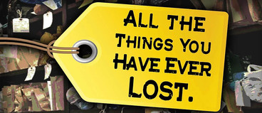 All The Things You Have Ever Lost.