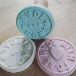 #busygirl and my next project. Cookie stamps. #asda