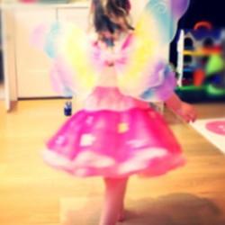 My little fairy princess