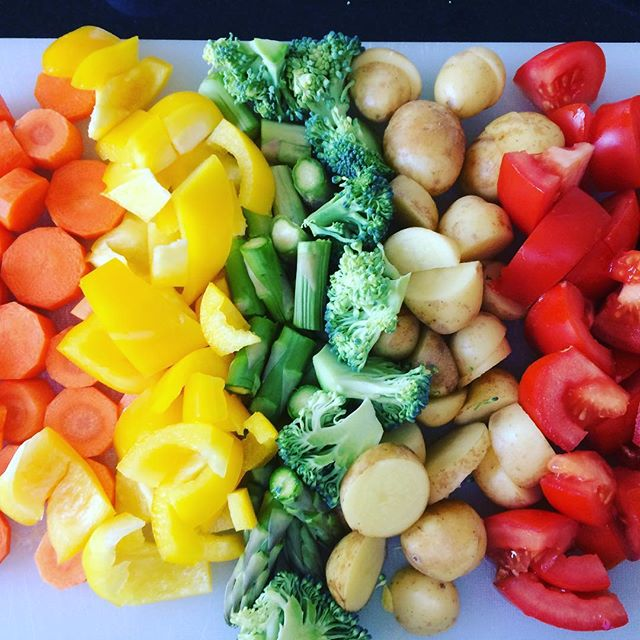 #soup fixings  #Beautiful #natures #colours #busygirl #littlehandsbigplans