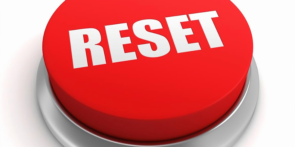 Hit the Reset Button on your Career Development!
