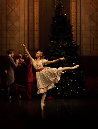 Clara, The Nutcracker Ballet Theatre UK