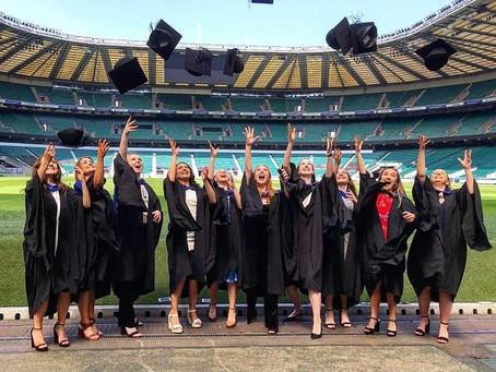 Graduate Success – 100% Pass Rate Class of 2019
