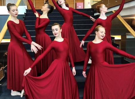International Winners for Leading Choreographic Event in Belgium