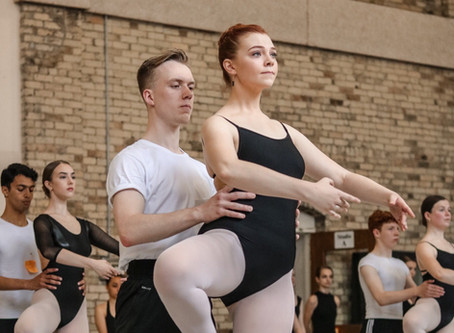 International Scholarship Success, Milwaukee Ballet