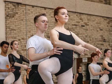 International Scholarship Success, Milwaukee Ballet