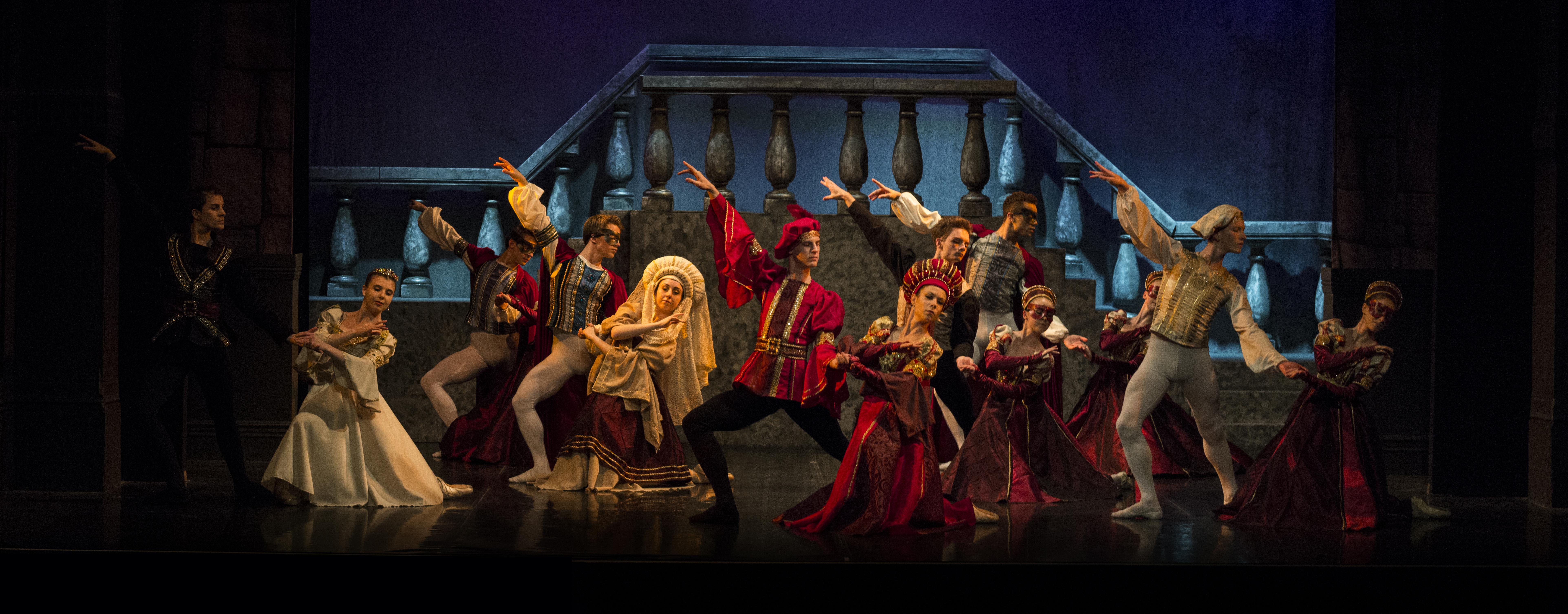 Romeo and Juliet Ballet Theatre UK