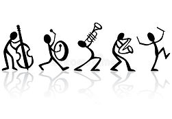 band-musicians-playing-music-vector-illu