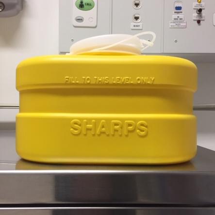 Sharps Bin
