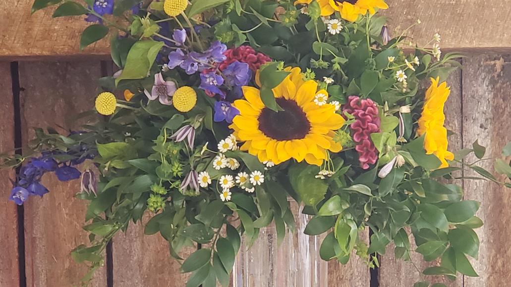 Gorgeous summer flowers
