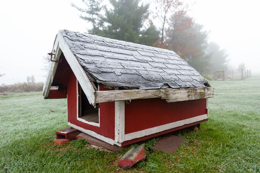Dog House @ Case-Barlow Farm