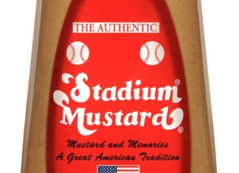 Stadium Mustard (Case of 12 - 12 oz. Bottles)