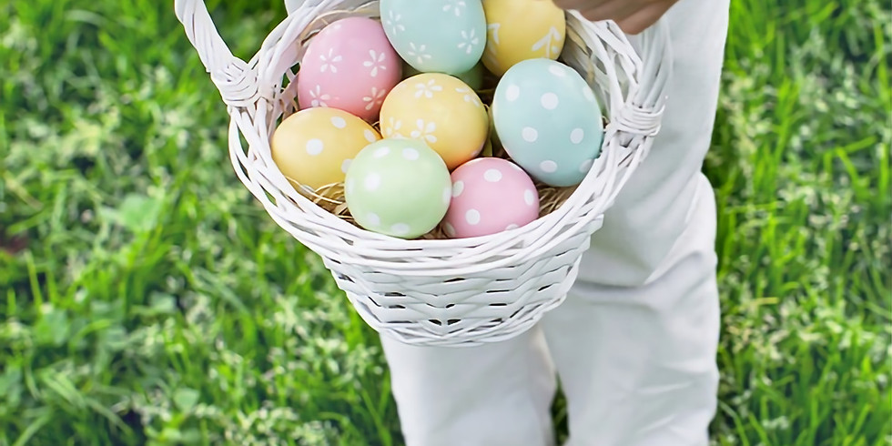 Case-Barlow Easter Egg Hunt