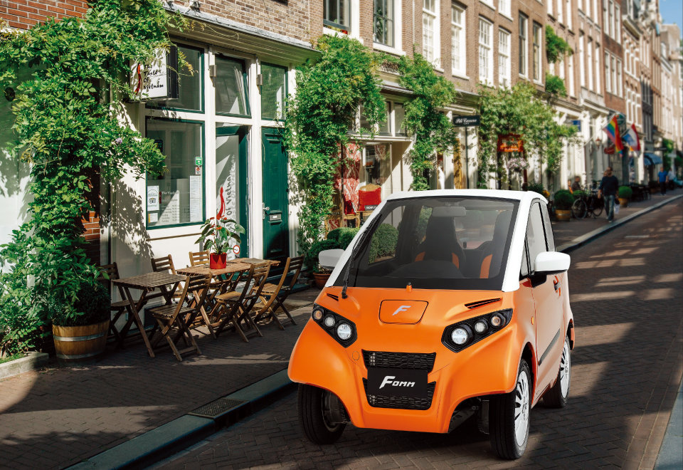 FOMM is proposing a new compact mobility like you have never experienced.