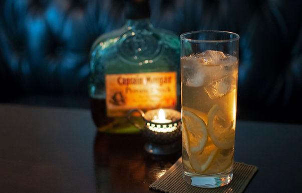 ウイスキーやラムに広島レモンを