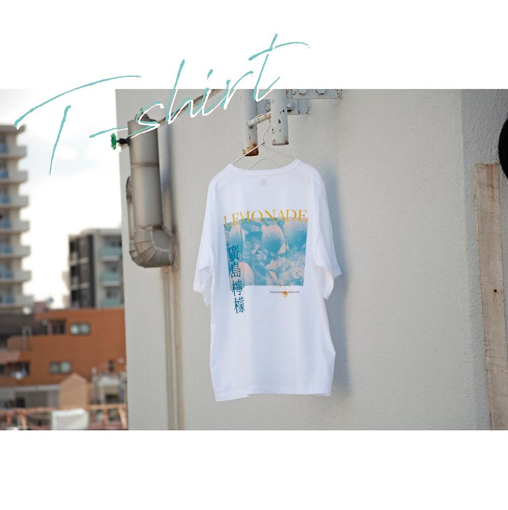 広島レモネードTシャツ