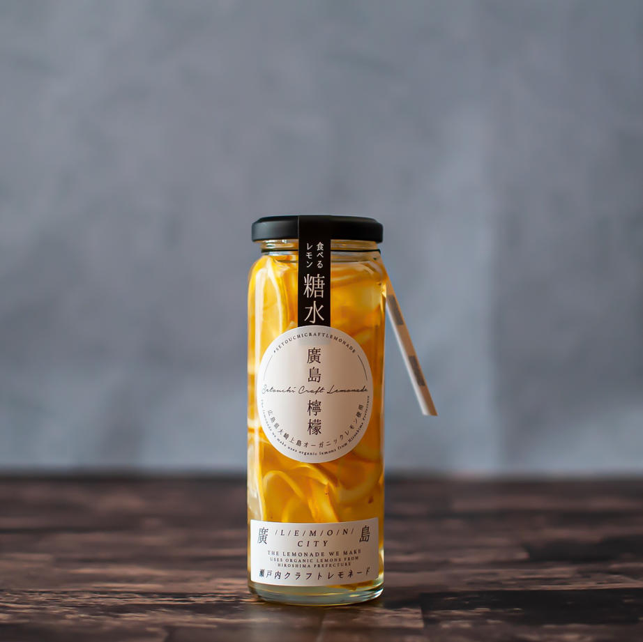 廣島檸檬糖水