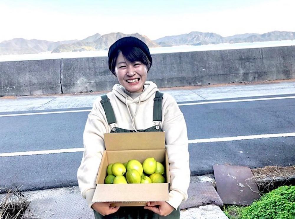 大崎上島有機レモン農家「ふじやファーム」