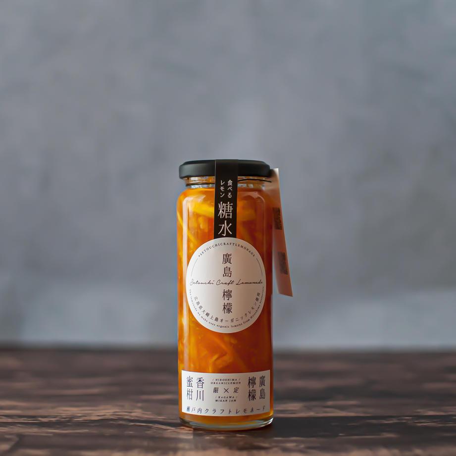 香川蜜柑糖水
