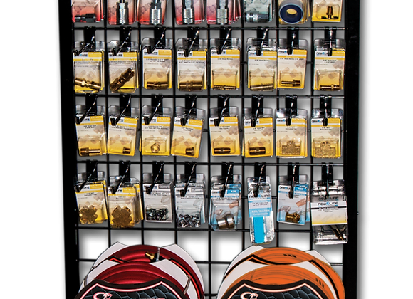 NEW-LINE Air & Water Hoses, plus Fittings