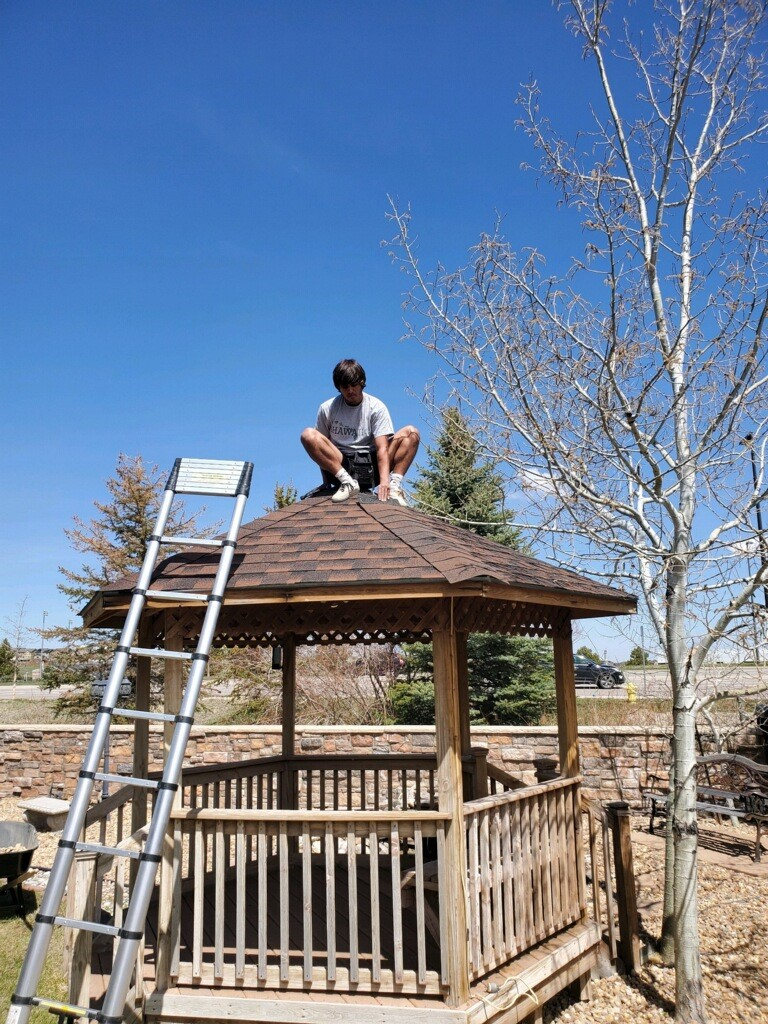 Gazebo Roofing