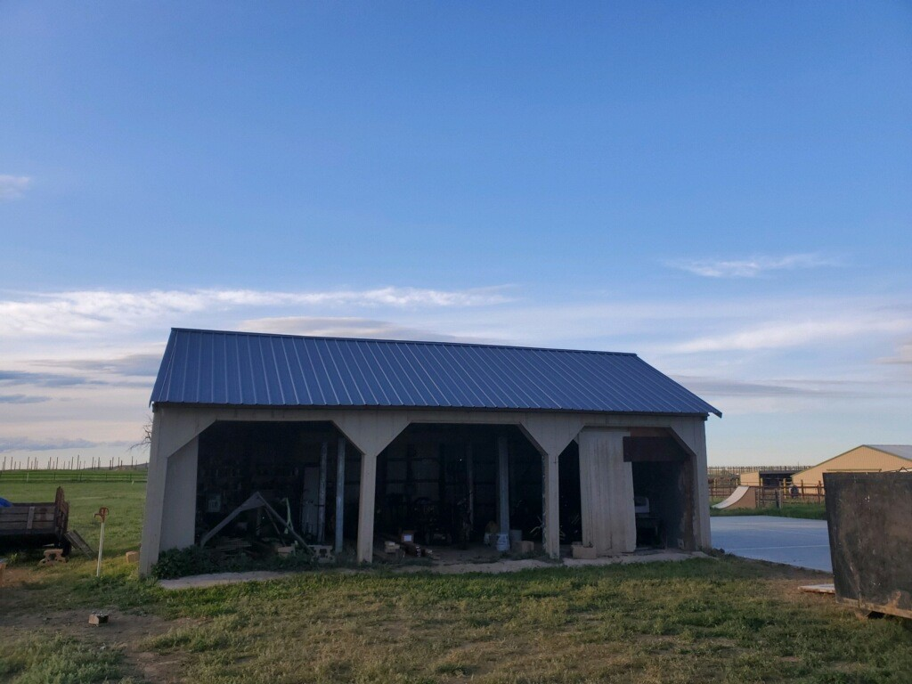 New Barn Roofing