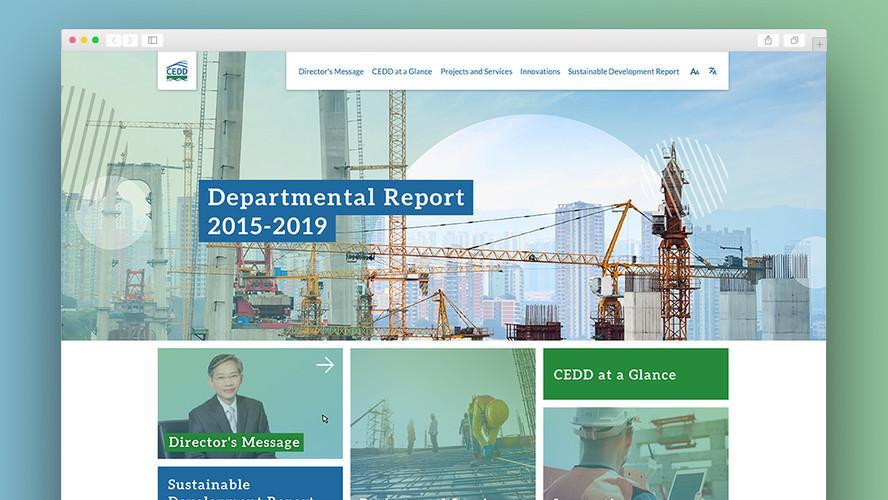 CEDD Departmental Report