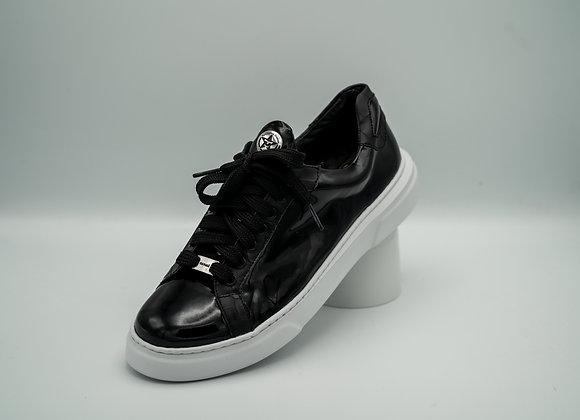 Ladies Urban Sneaker Black