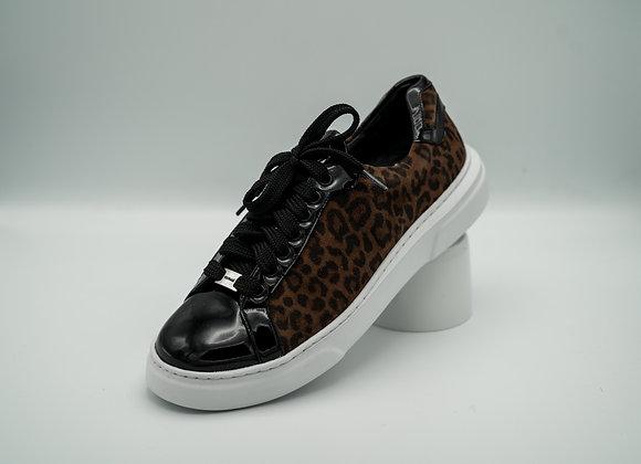 Ladies Urban Sneaker Leopard