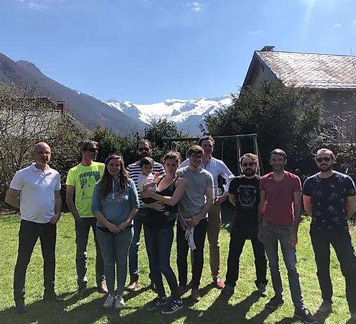 Séminaire 2019 ATom-solutions dans les Pyrénées...