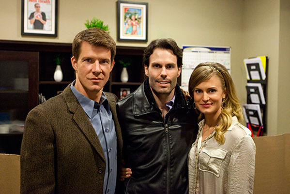 Eric Mabius, Bart Fisher, Brooke D'Orsay