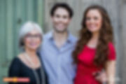 Rita Moreno, Bart Fisher, Rachel Boston