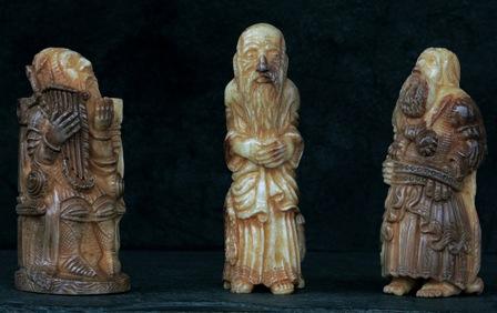 Samson, Abraham, David