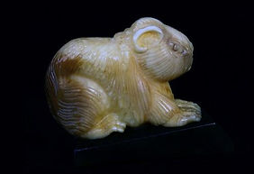 Cavy 2cm, Mammoth Tusk,פיסול, בוריס צלניקר,  boris tselnicker, борис цельникер