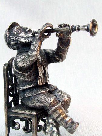Wedding Band - Clarinet Player