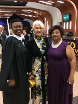 Topsy,  Yolanda , & Helen Mirren.jpg
