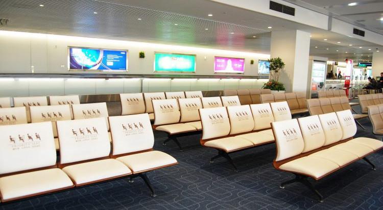 アメリカ滞在記 空港置き引き未遂事件