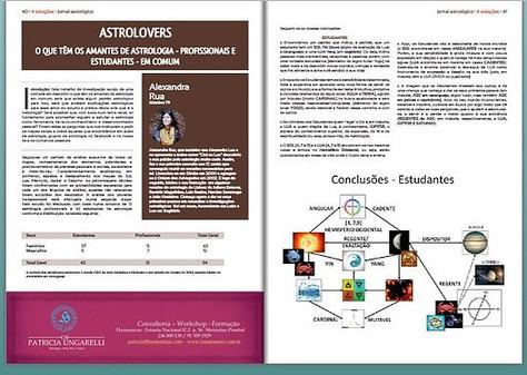 ASTROLOVERS - O que têm os amantes de Astrologia - Profissionais e Estudantes - em comum?       [ ar