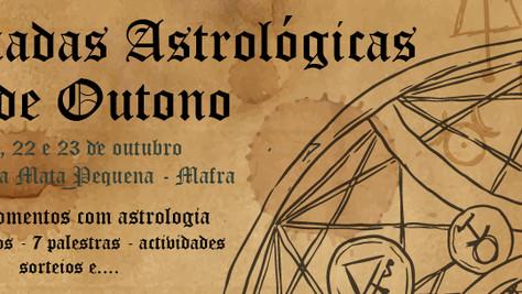 Jornadas Astrológicas de Outono de 2016: programa, condições e preços