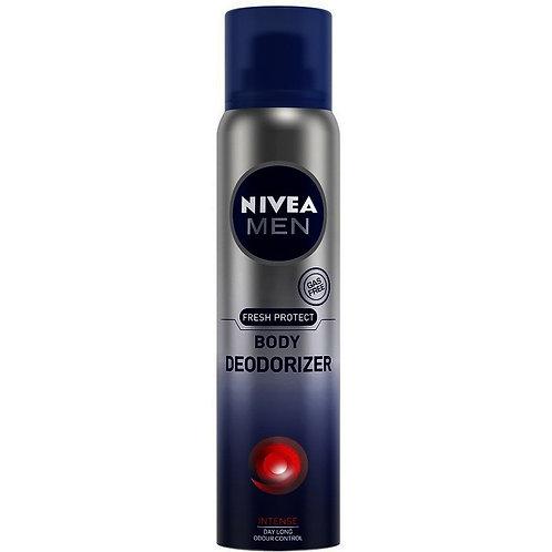 Nivea Body Deodorizer for Men Intense, 120 ml