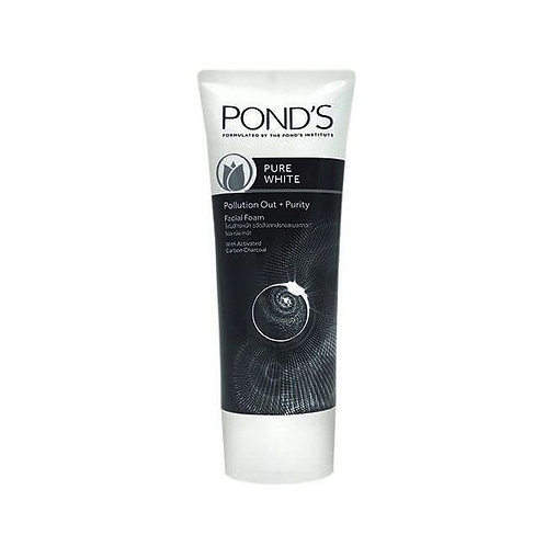 Pond's Pure White Anti-Pollution + Purity Face Wash