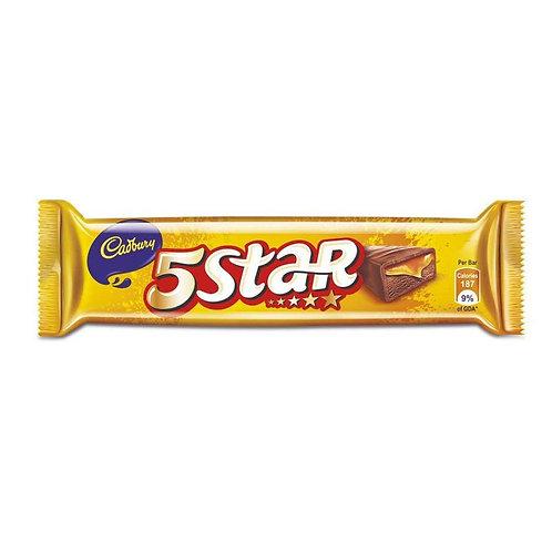 Cadbury 5 Star Chocolate - Pack of 2