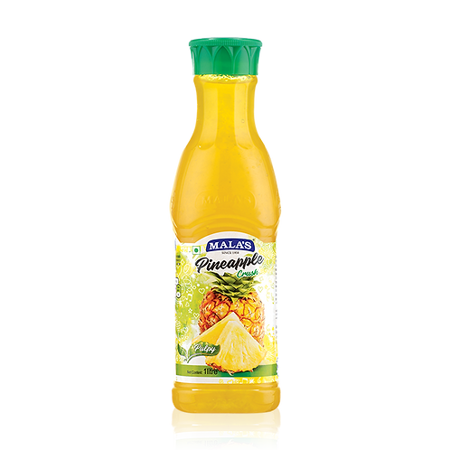 Mala Crush Drink Pineapple, 1 L