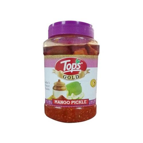 Tops Gold Mango Pickle (Jar)