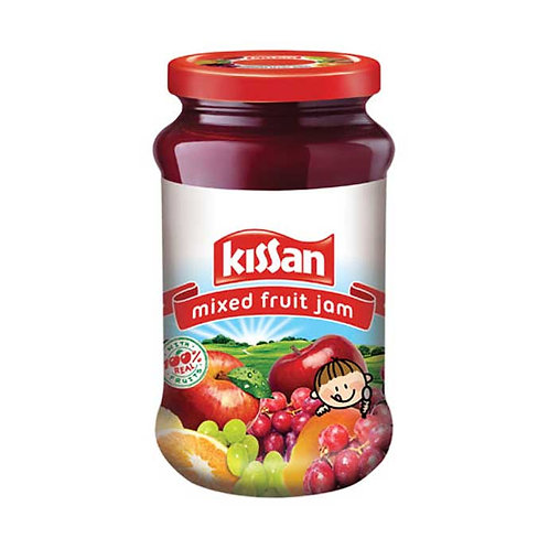 Kissan Mix Fruit Jam 200 g